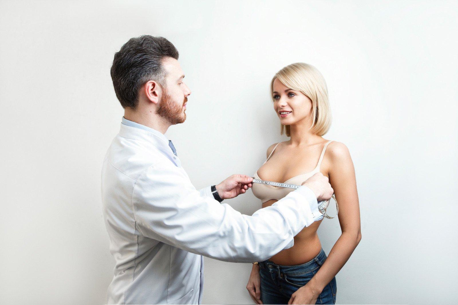 Большие груди врача фото 506-55