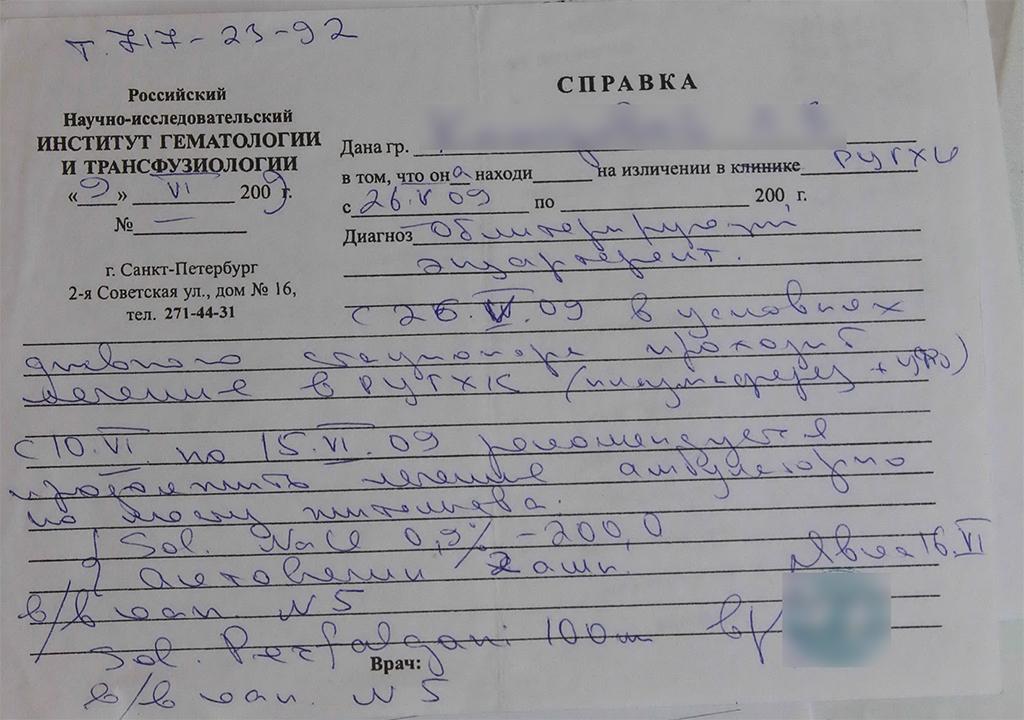 Пиодермия Гангренозная