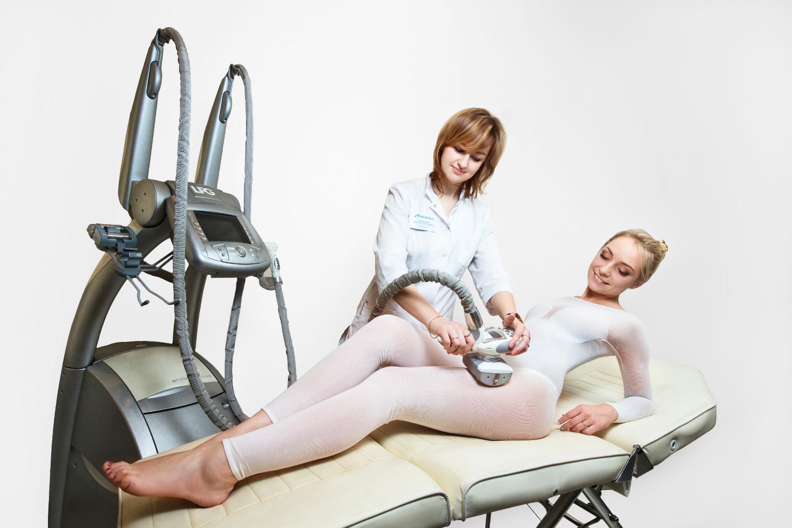 LPG массаж для лица: методика, показания и противопоказания